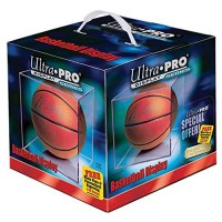 Ultra Pro Basketball Display Cube Holder