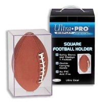Ultra Pro Football Display Cube Holder