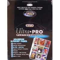 Ultra Pro 9-Pocket Card Sleeve (100 Count)