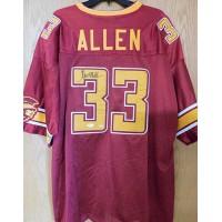 Marcus Allen Signed USC Trojans XXL Replica Jersey JSA Authenticated