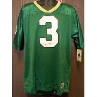 Joe Montana Signed Notre Dame Fighting Irish Authentic Champion Jersey Upper Deck Authenticated