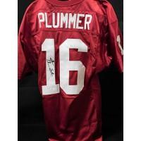 Jake Plummer Arizona Cardinals Signed Replica Jersey JSA Authenticated