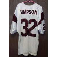 O.J. Simpson Signed USC Trojans Jersey PSA/DNA Authenticated