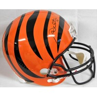 Andy Dalton Cincinnati Bengals Signed Full Size Replica Helmet JSA Authenticated