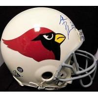 Jake Plummer Arizona Cardinals Signed Authentic Full Size Helmet JSA Authenticated