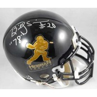 Billy Sims Signed Heisman Trophy Authentic Mini Helmet JSA Authenticated