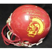 USC Trojans Charles White & Marcus Allen Signed Full Size Helmet JSA Authentic