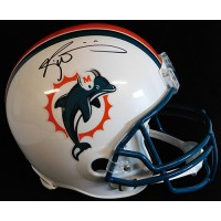 Ricky Williams Miami Dolphins Signed Full Size Replica Helmet JSA Authenticated