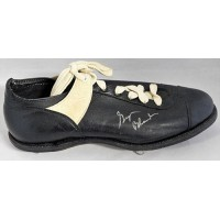 George Blanda Signed Wilson Football Cleat JSA Authenticated