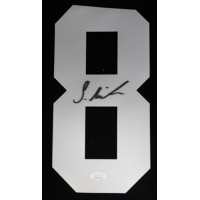 Shareef Miller Signed Penn State Nittany Lions Jersey Number JSA Authenticated