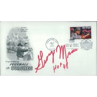 George Mira SF 49ers Signed First Day Issue Cover FDC JSA Authenticated