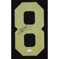 Santana Moss Washington Reskins Signed Jersey Number JSA Authenticated