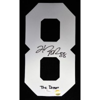 Hakeem Nicks New York Giants Signed Jersey Number JSA Authenticated