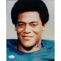 Al Cowlings Buffalo Bills Signed 8x10 Color NFL Football Photo JSA Authenticated
