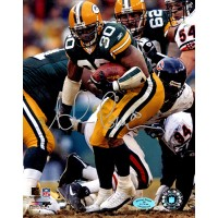 Ahman Green Green Bay Packers Signed 8x10 Glossy Photo Tracercode Authenticated