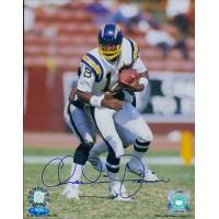 Charlie Joiner San Diego Chargers Signed 8x10 Glossy Photo TRISTAR Authenticated