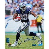 DeMarco Murray Dallas Cowboys Signed 8x10 Matte Photo TRISTAR Authenticated