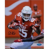 Chris Warren Signed Texas Longhorns 8x10 Photo Tristar Authenticated