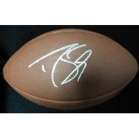 Drew Brees New Orleans Saints Signed Wilson The Duke Football JSA Authenticated
