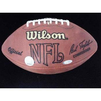 Drew Brees NO Saints Signed Wilson On Field Game Football Tri-Star Authenticated