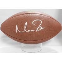 Matt Ryan Signed Wilson The Duke NFL Football JSA Authenticated