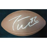 Jason Witten Signed Wilson The Duke NFL Football JSA Authenticated
