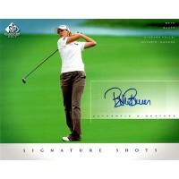 Beth Bauer Signed 2004 SP Signature Shots 8x10 Stock Photo UDA Authenticated