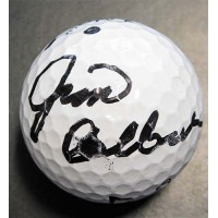 Jim Colbert PGA Signed Callaway Golf Ball JSA Authenticated