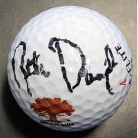 Beth Daniel LPGA Signed Top Flite Mission Hills Golf Ball JSA Authenticated