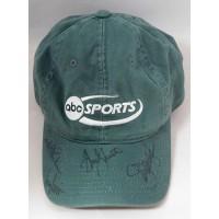 Corey Pavin, Judy Rankin, +2 ABC Sports Signed Hat JSA Authenticated
