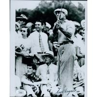 Ben Hogan Golfer PGA Signed 8x10 Matte Photo JSA Authenticated