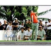 Charles Howell III Signed 2005 SP Signature Shots 8x10 Photo UDA Authenticated