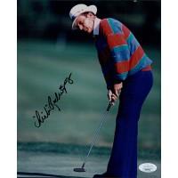 Chi Chi Rodriguez Golfer PGA Signed 8x10 Glossy Photo JSA Authenticated