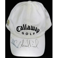 Annika and Charlotta Sorenstam LPGA Signed Callaway Golf Hat JSA Authenticated