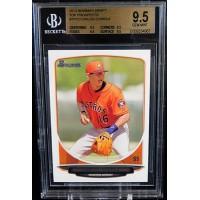 Carlos Correa Houston Astros 2013 Bowman Draft Top Prospects Card #TP10 BGS 9.5