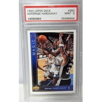 Anfernee Penny Hardaway Orlando Magic 1993/94 Upper Deck RC Card #382 PSA 9