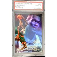 Shawn Kemp Seattle Supersonics 1996/97 Flair Showcase Row 2 Card #30 PSA 9