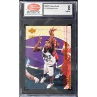 Michael Redd Milwaukee Bucks 2000-01 Upper Deck Card #319 SCD 8 NM-MT