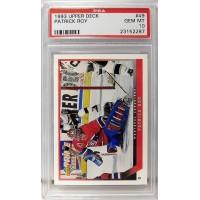 Patrick Roy Montreal Canadiens 1993/94 Upper Deck Card #49 PSA 10 GEM MINT