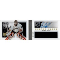 Viktor Fasth Signed 2013-14 Panini Playbook #123 Jersey RC Rookie 95/199 Booklet