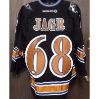 Jaromir Jagr Signed Washington Capitals Koho Jersey Size 48 JSA Authenticated
