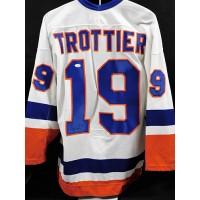 Bryan Trottier New York Islanders CCM Jersey Size 48 JSA Authenticated