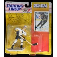 Jaromir Jagr Pittsburgh Penguins Signed 1994 Starting Lineup JSA Authenticated