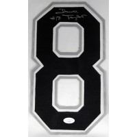 Dave Taylor Los Angeles Kings Signed Black Jersey Number JSA Authenticated