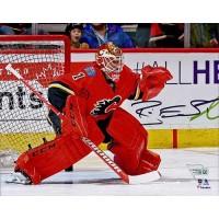 Brian Elliott Calgary Flames Signed 8x10 Matte Photo Fanatics Authenticated