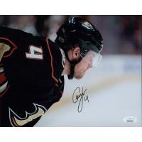 Cam Fowler Anaheim Ducks Signed 8x10 Matte Photo JSA Authenticated