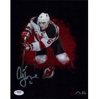 Andy Greene New Jersey Devils Signed 8x10 Matte Photo PSA Authenticated
