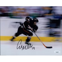 Andy McDonald Anaheim Ducks Signed 8x10 Glossy Photo JSA Authenticated