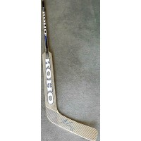 Felix Potvin Signed Pro Stock Maple Leafs Koho Hockey Stick 33 JSA Authenticated