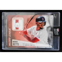 Mookie Betts Boston Red Sox 2018 Topps Now Major League Material MVP Card BOS-MB